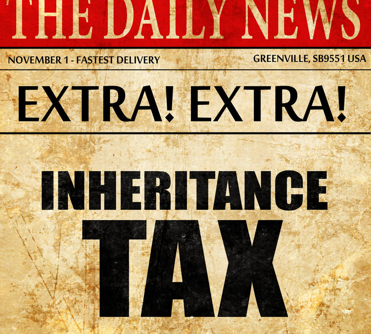 "Torrance Will and Trust Lawyer Answers, ""Will My Inheritance Be Taxed?"""